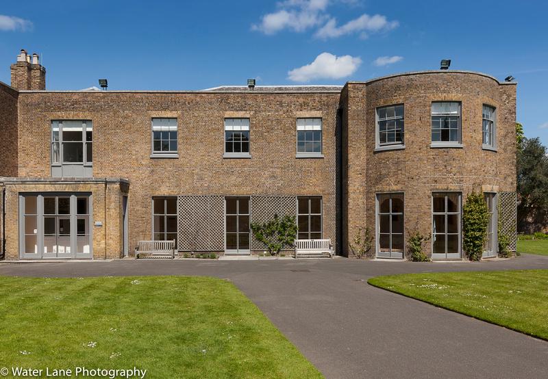 Cambridge Cottage, Kew Gardens, fresh new look.