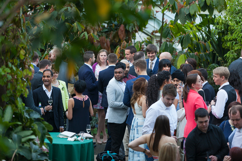 Princess of Wales; Kew Gardens; Cambridge Cottage; Summer Party; Water Lane Photography
